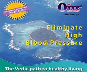 Ojas Wellness Series - Vedic Mantra Compilations - Eliminate High Blood Pressure