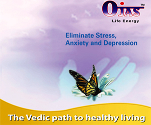 Ojas Wellness Series - Vedic Mantra Compilations - Eliminate Stress Anxiety Depression